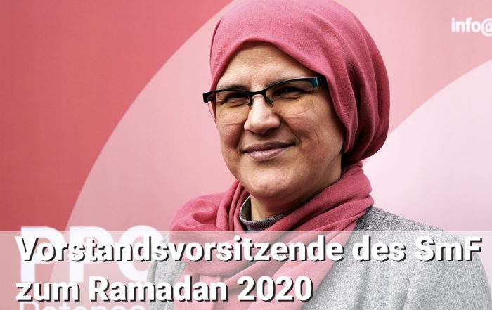 Gemeinschaft im Ramadan 2020