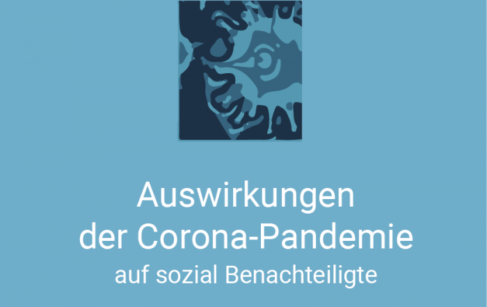 Sozial Benachteiligte und Ehrenamtliche in der Corona-Krise