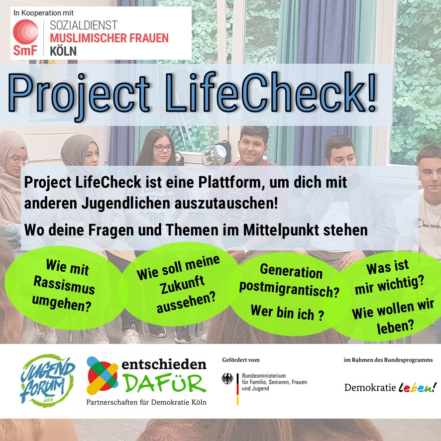 Project LifeCheck geht an den Start!
